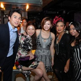 Hendrick\'s Gin Party @ Estate